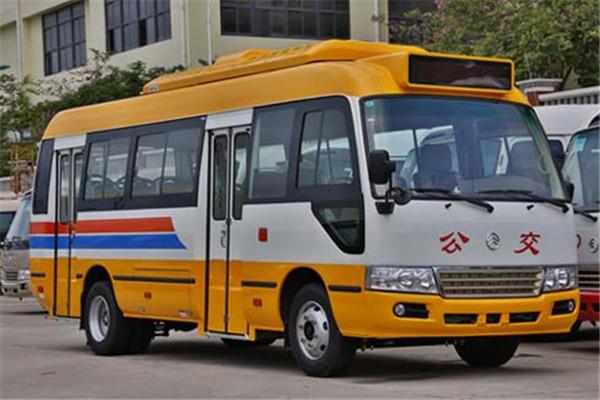 金旅XML6700JEV60C公交车