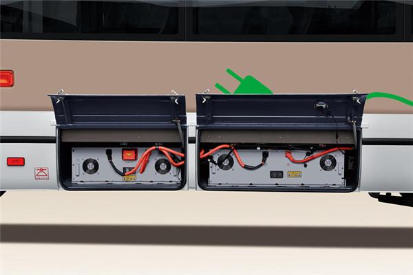 金旅XML6700JEV60客车(纯电动10-23座)
