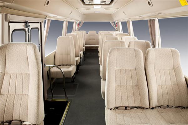 金旅XML6700JEV50客车(纯电动10-23座)
