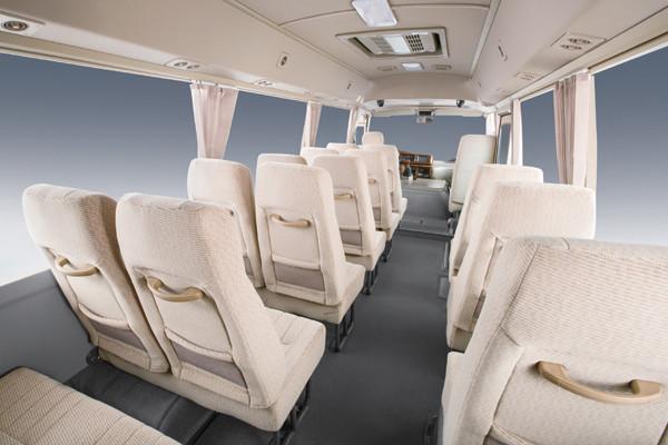 金旅XML6601J28客车(柴油国四10-19座)