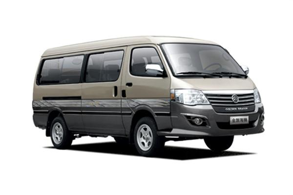 金旅XML6502J58客车(汽油国四10-11座)
