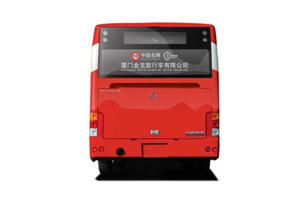 金旅XML6105JEVA0C公交车