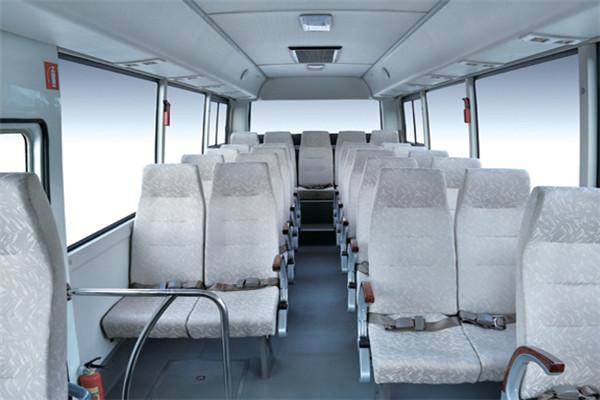 金旅XML6602J18N客车