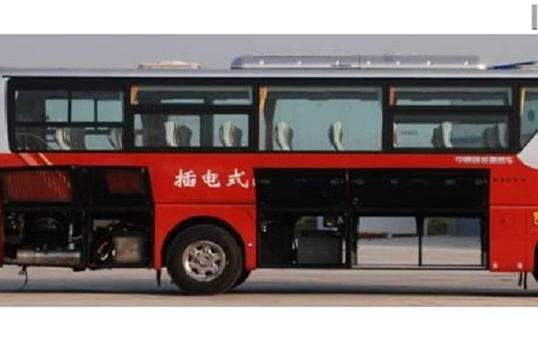 中通LCK6108PHEVG公交车(柴油混合动力国四24-60座)