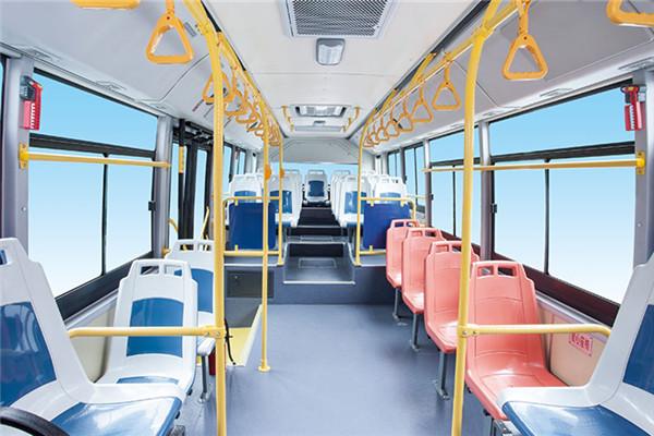 金龙XMQ6850AGPHEVD51公交车(柴油/电混动国五10-26座)