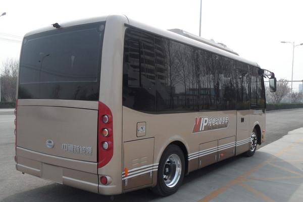 中通LCK6670EV1客车(纯电动10-23座)