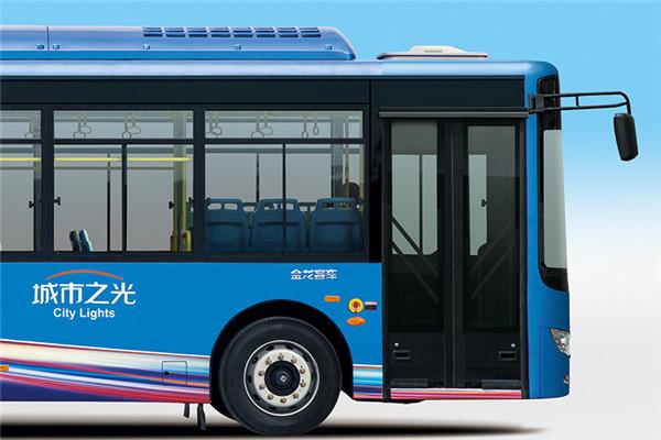 金龙XMQ6127AGBEV6公交车