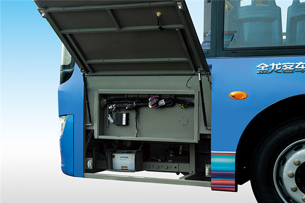 金龙XMQ6127AGBEV2公交车