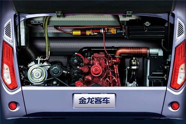金龙XMQ6821CYN5D客车