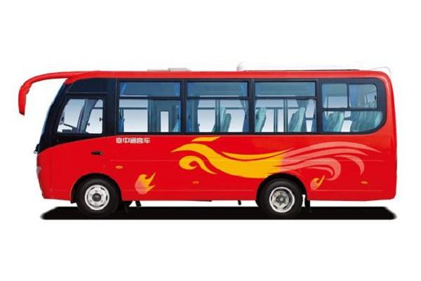 中通LCK6660D5E客车(柴油国五24-26座)