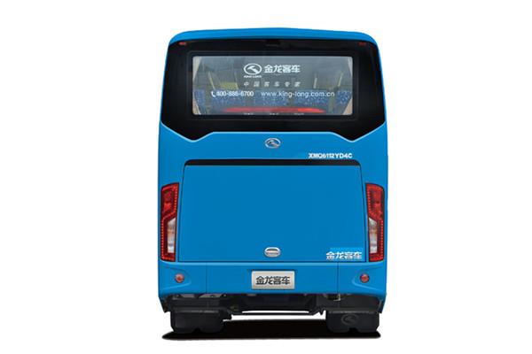 金龙XMQ6113BYBEVL客车
