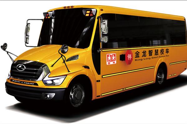 金龙XMQ6100ASN4小学生专用校车