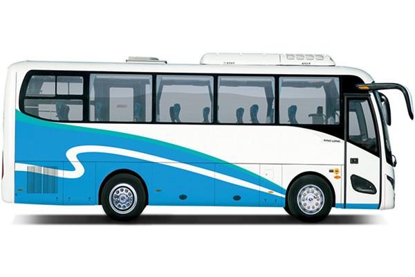 金龙XMQ6802AYPHEVD5客车(柴油/电混动国五24-35座)