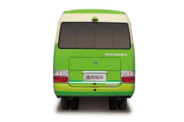 金龙XMQ6706BYBEVL客车