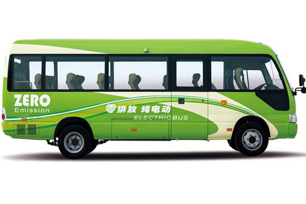 金龙XMQ6706BYBEVL1公交车