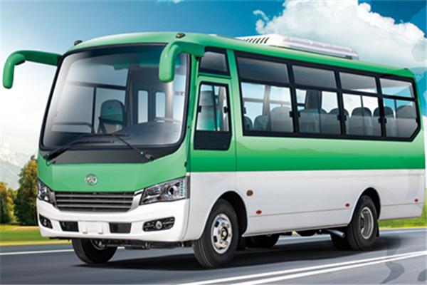 安凯HFF6609KDE5FB1客车