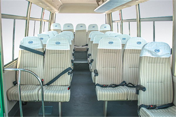 安凯HFF6669KDE5FB1客车