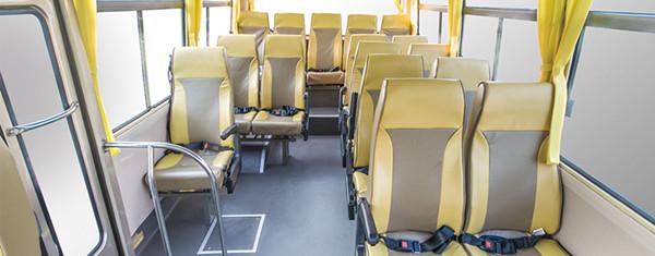 安凯HK6669Q客车