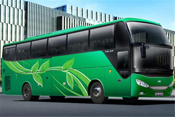 安凯HFF6120K09D2E4客车(柴油国四24-59座)