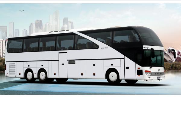 安凯HFF6141K07D2客车(柴油国四24-65座)