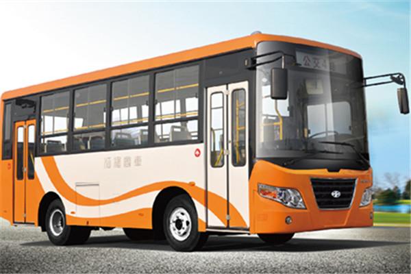 安凯HFF6810GDE5B公交车