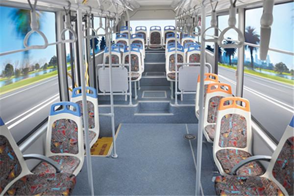 安凯HK6850HGQ5公交车
