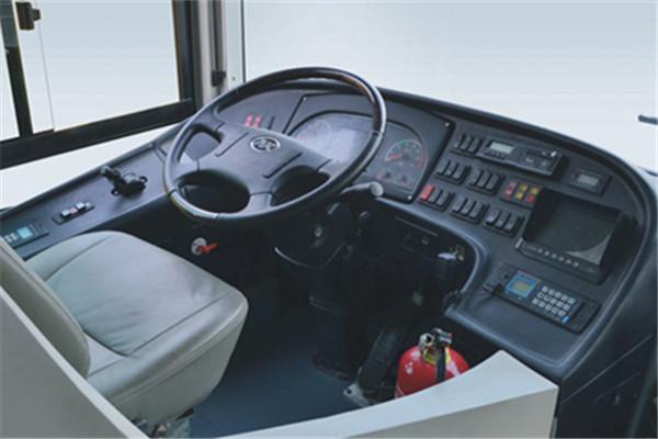 安凯HFF6120GS01C双层公交车