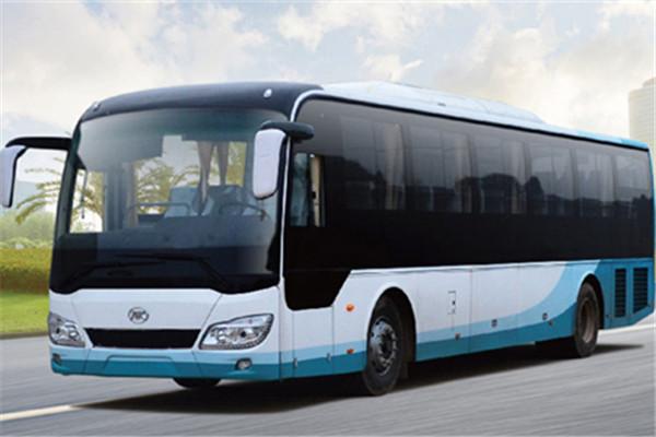 安凯HFF6123GDE4B公交车