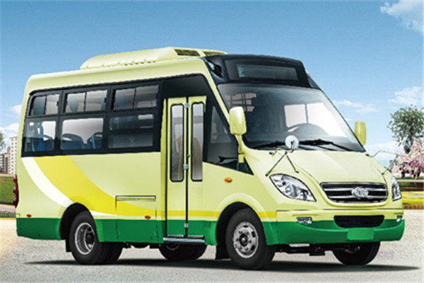 安凯HFF6620HKGEV公交车