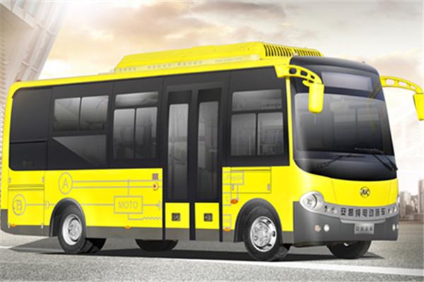 安凯HFF6680GEVB公交车(纯电动8-17座)