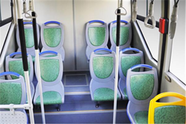 安凯HFF6680GEVB公交车