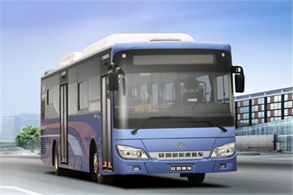 安凯HFF6128G03PHEV-2插电式公交车