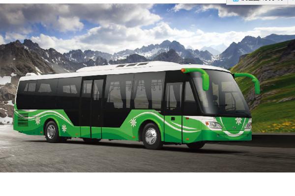 安凯HFF6120K88DE4客车