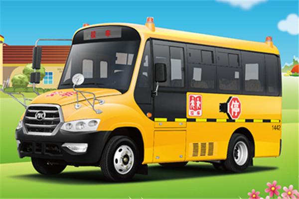 安凯HFF6581KX5小学生专用校车