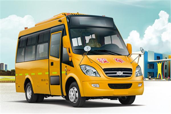 安凯HFF6661KX5小学生专用校车