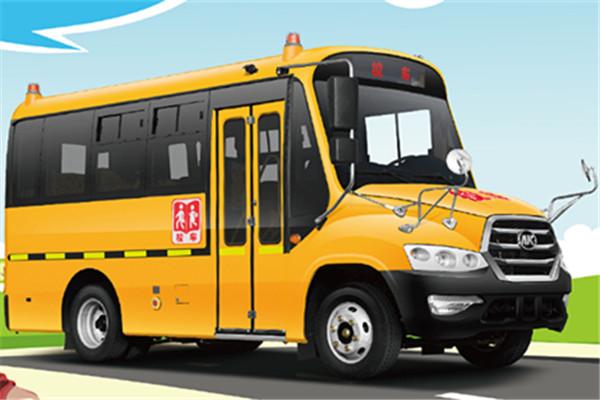 安凯HFF6101KX51小学生专用校车(柴油国五24-56座)