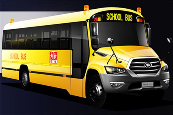 安凯HFF6101KX51小学生专用校车