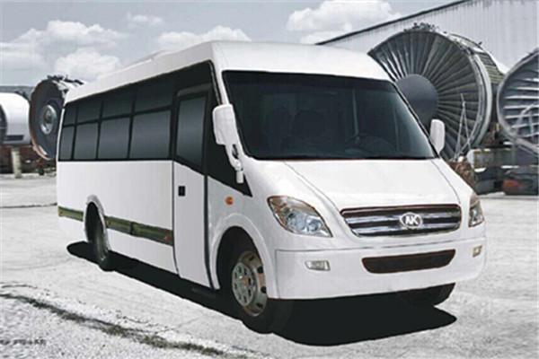 安凯HFF6620HKEVX客车(纯电动10-19座)