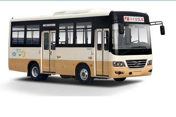 少林SLG6730C5GF公交车