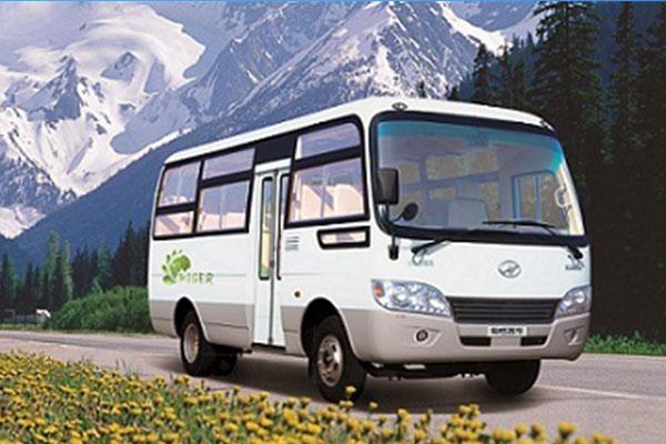 海格KLQ6669GCE4城市客车(天然气国四10-23座)