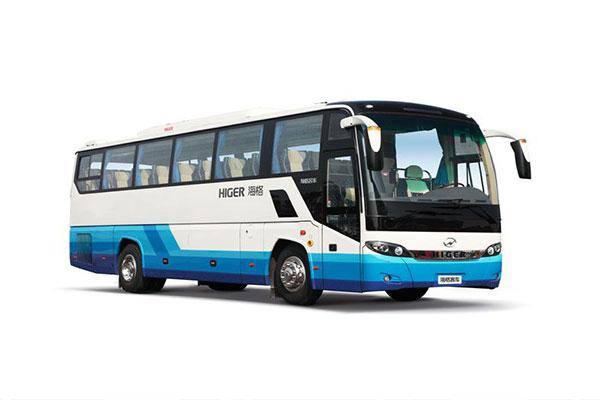 海格KLQ6115HAC52客车(柴油国四24-44座)