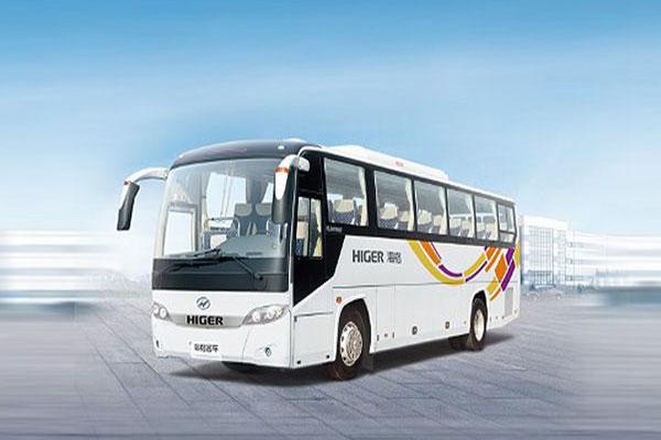 海格KLQ6115HAC50客车(天然气国五24-48座)