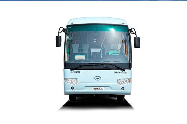 海格KLQ6119TBE4客车(柴油国四24-57座)