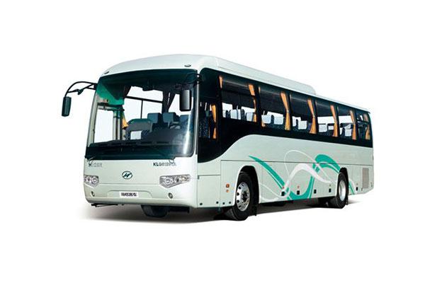 金龙KLQ6129TAE41客车(柴油国四24-65座)