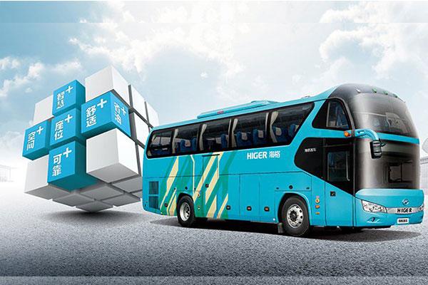 海格KLQ6112HDE42客车(柴油国四24-55座)