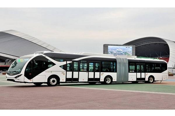 青年JNP6183BEVW公交车(纯电动30-53座)