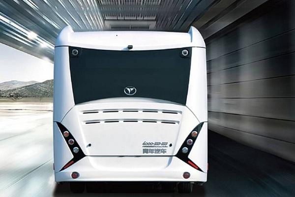 青年JNP6103LBEVAM客车(纯电动24-44座)