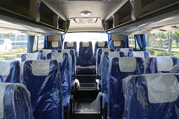 福田BJ6129U7BKB客车(柴油国四24-47座)