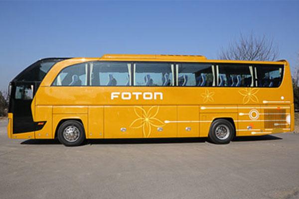 福田BJ6129U8BJB-3客车(柴油国四24-55座)