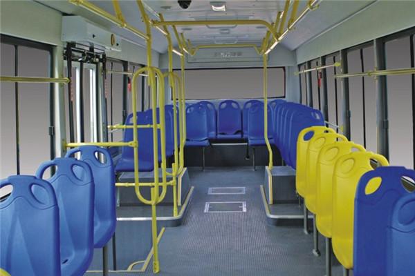 黄海DD6129B03FN公交车(天然气国五24-49座)
